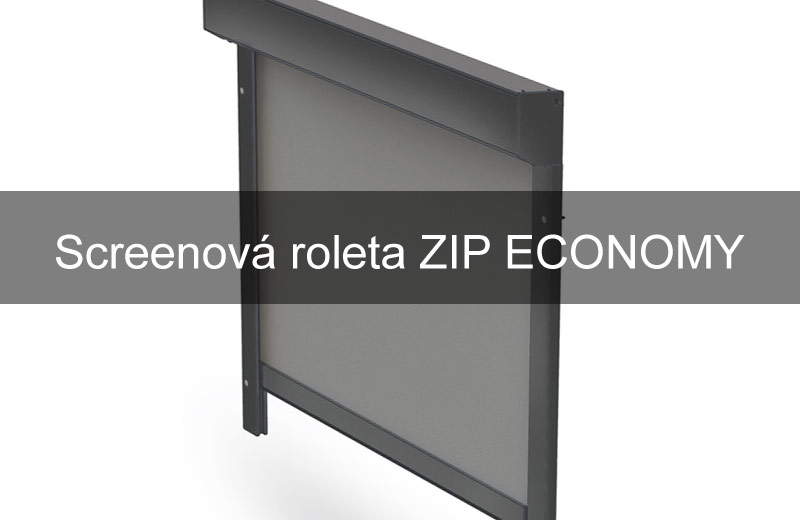 Screenová roleta ZIP